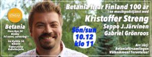 Betania firar Finland 100 år
