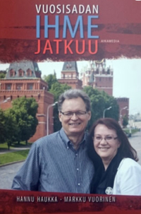 Gudstjänst med Hannu & Laura Haukka @ Betania | Finland