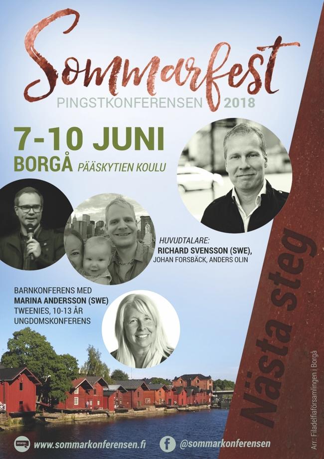 Sommarkonferensen @ Pääskytien koulu | Borgå | Finland