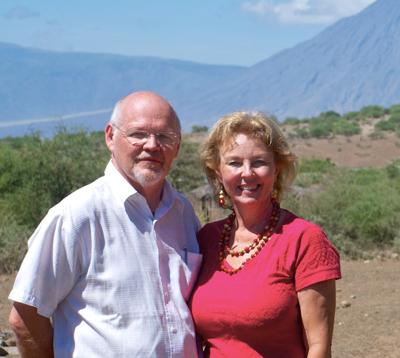 Gudstjänst med Hanna & Jan-Erik Nyman @ Betania | Finland