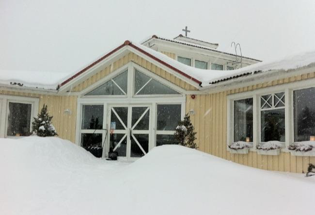 Snö & Röjar-talko @ Betania