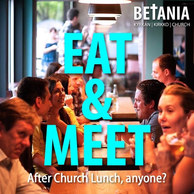 Eat & Meet @ Nickby